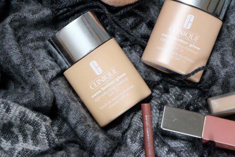 Foundation Review: Clinique Even Better Glow