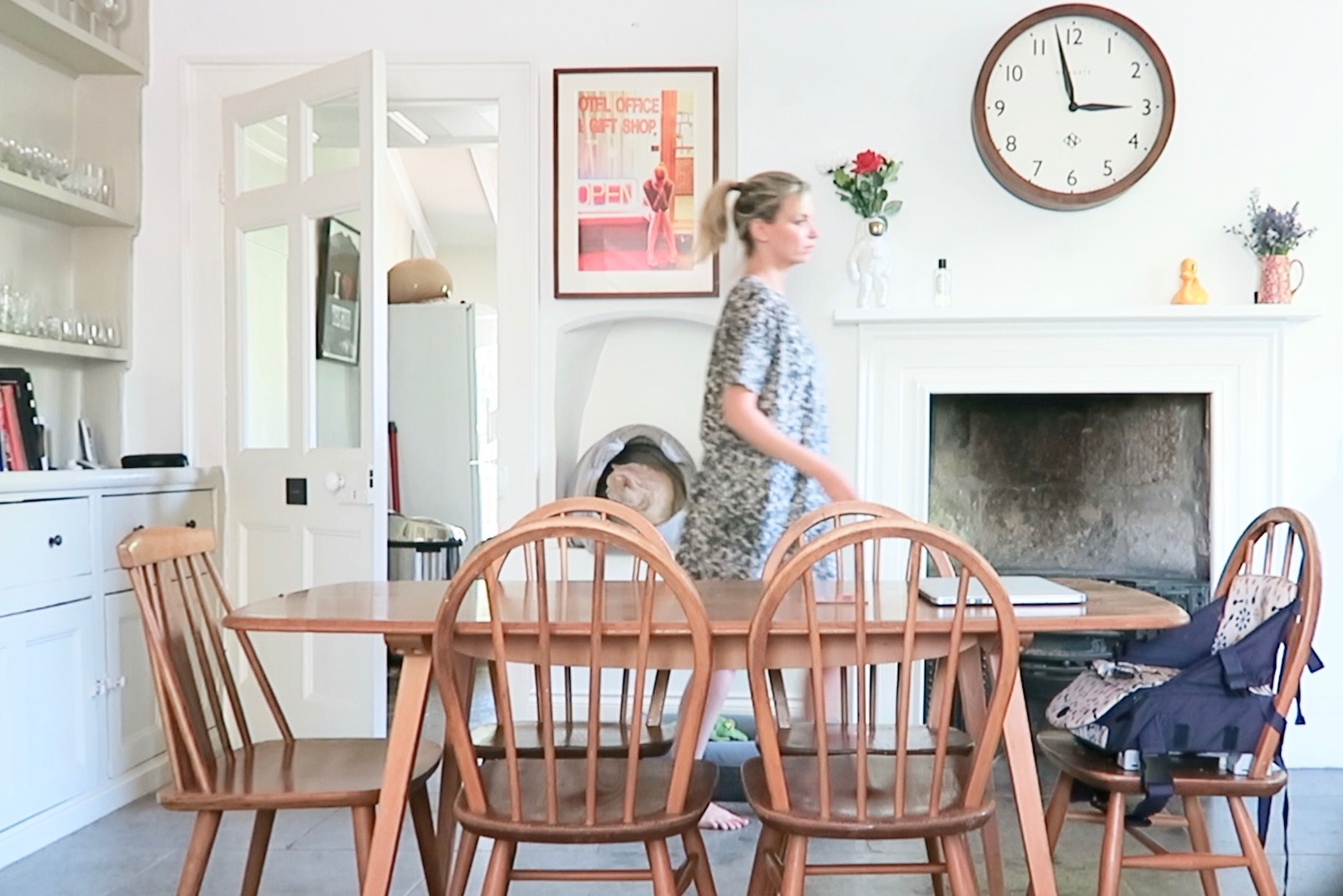ruth crilly house tour