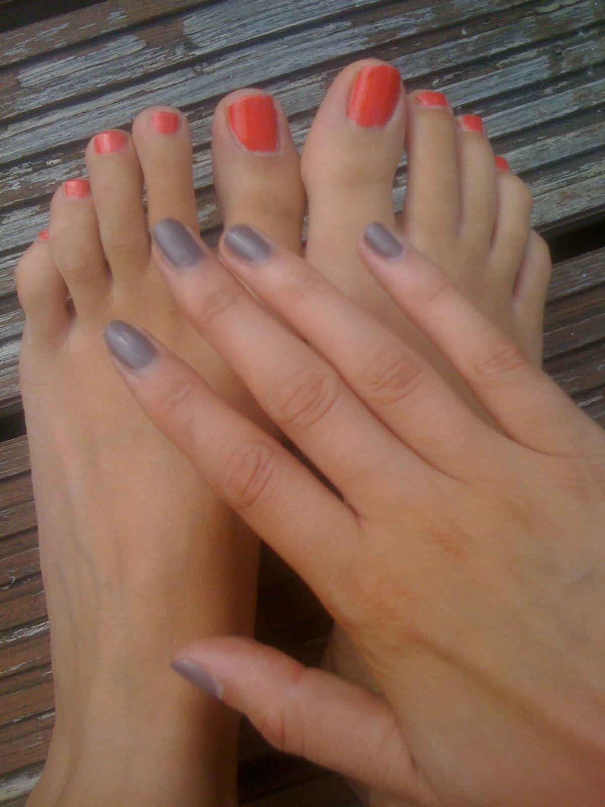 "Nails 25.09.10 – Eyeko – ""Tea Rose Polish"""