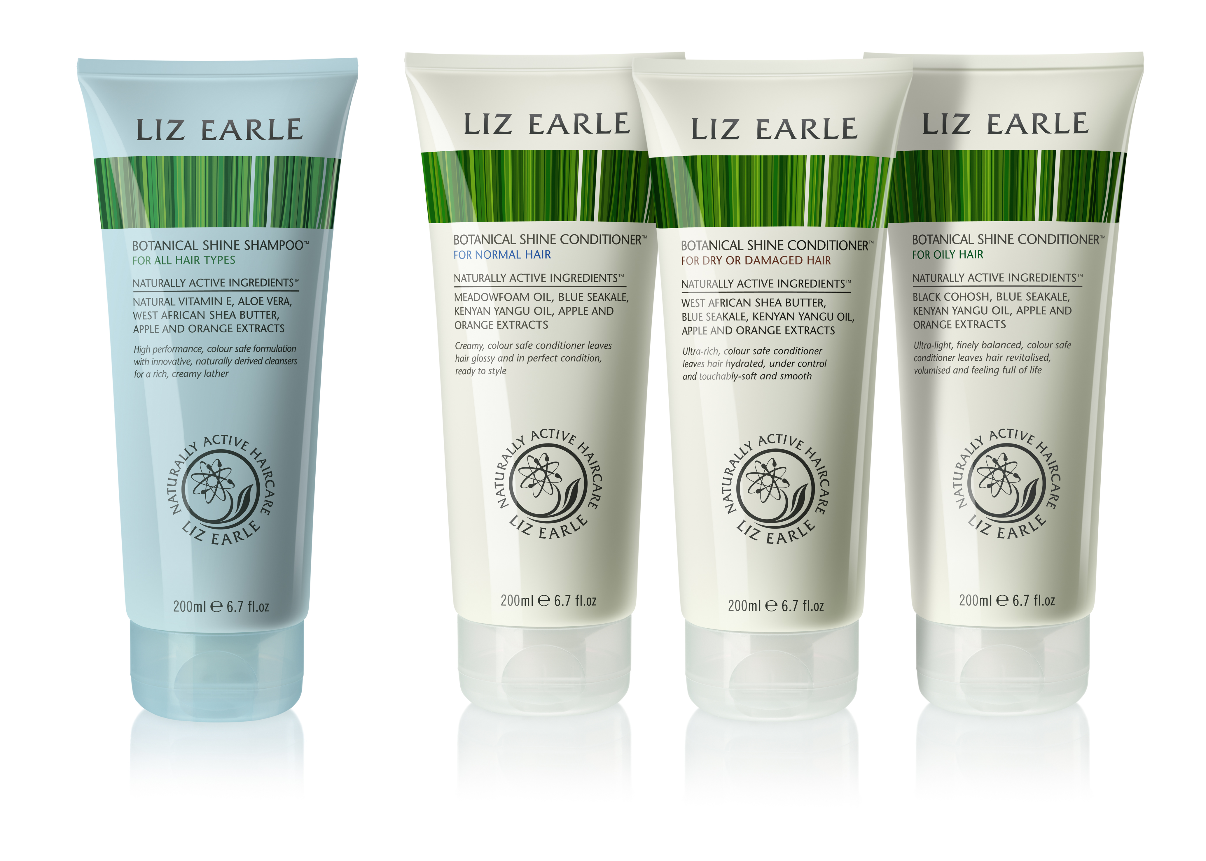 Liz Earle Haircare Top Marks A Model Recommends