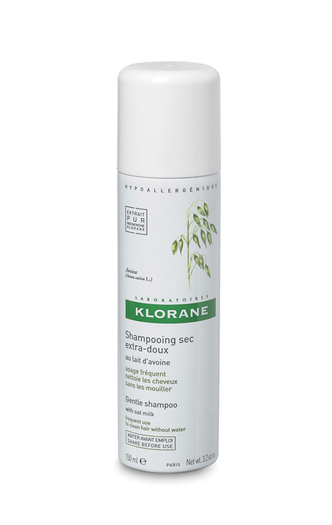 Klorane Gentle Dry Shampoo   A Model Recommends