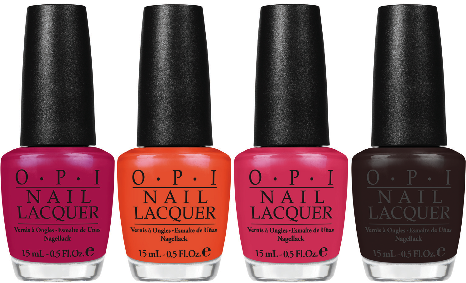 OPI Texas Spring Summer 2011 Preview
