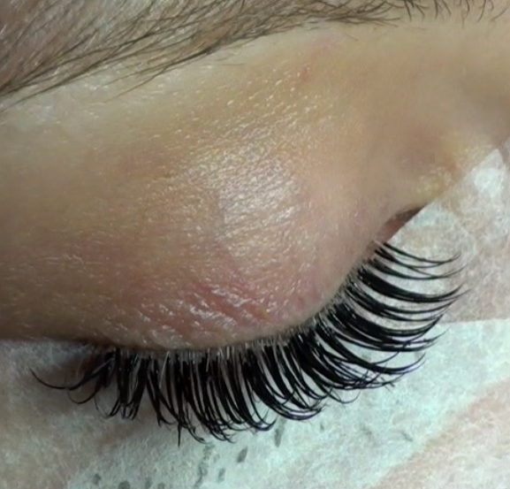 Losing Lashes A Cautionary Tale A Model Recommends