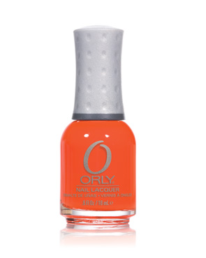 Orly Orange Punch