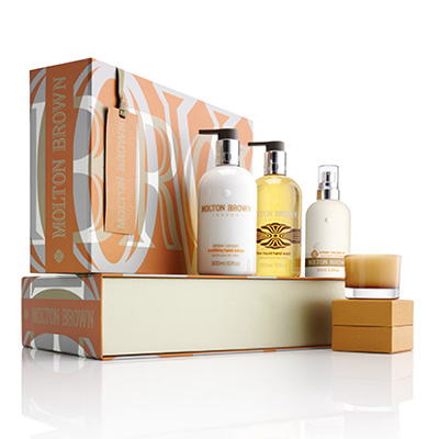 Last Minute Luxe from Molton Brown. What is it about Molton Brown?