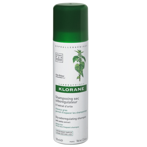 Klorane Nettle Sebo-Regulating Dry Shampoo