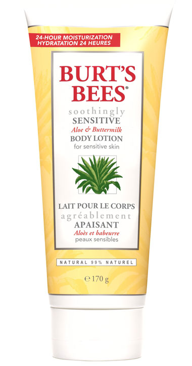 Burt's Bees 24-hour Body Lotions
