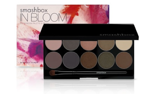 smashbox in bloom eye palette