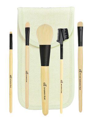 taklon brush set elf