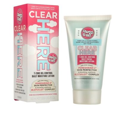 Soap & Glory Clear Here