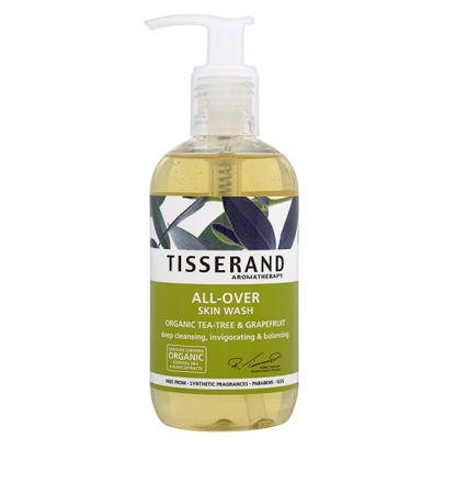 Tisserand All-Over Skin Wash