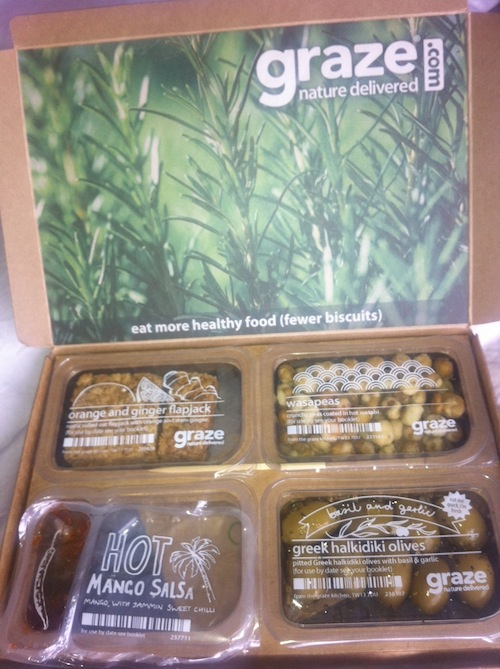 graze nibblebox