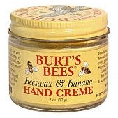 Burt's Bees Beeswax and Banana Hand Cream