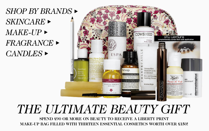 Liberty: The Ultimate Beauty Gift
