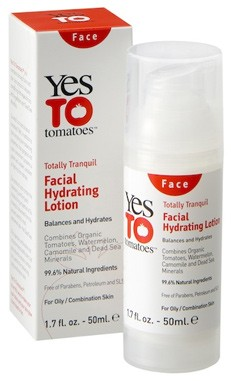 Yes to Tomatoes Totally Tranquil Hydrating Lotion