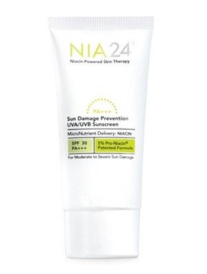 NIA SPF30 Sun Damage Protection