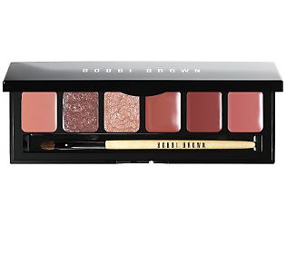 Bobbi Brown Nude Pink Lip Palette