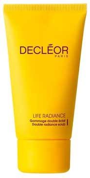 decleor life radiance scrub
