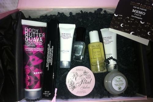 boudoir prive box