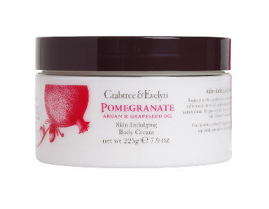 crabtree pomegranate body cream