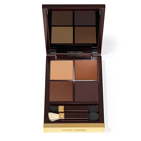 Tom Ford Eye Color Quad in Cognac Sable