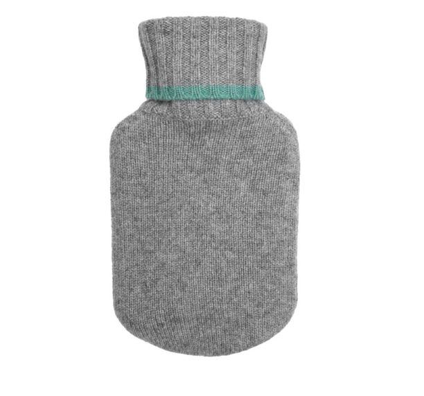 cash ca cashmere hot water bottle