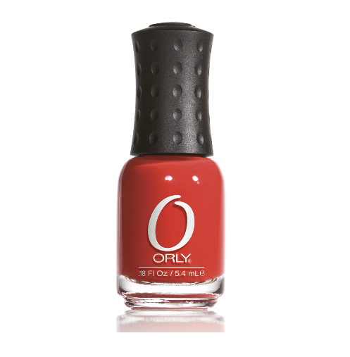 orly haute red mini