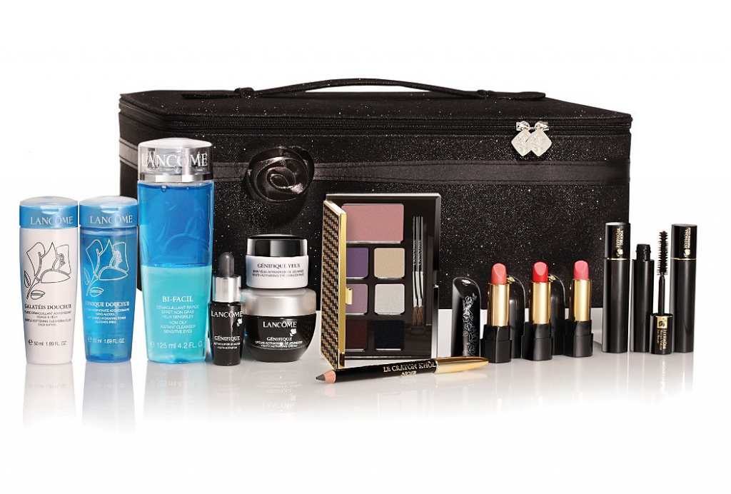 lancome beauty box