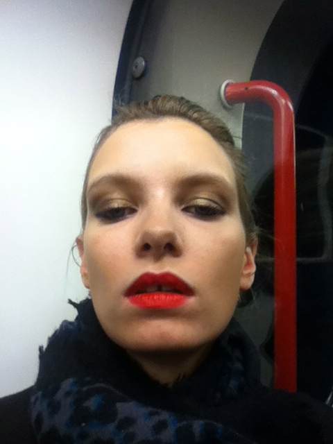 ruth crilly pixi red lips new year