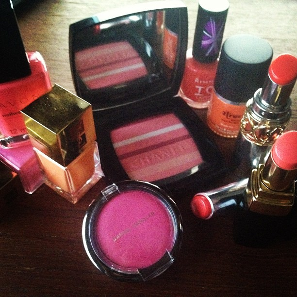 luxury spring 2012 cosmetics
