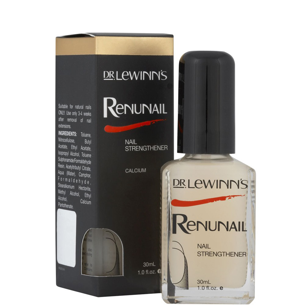 Dr Lewinn\'s Renunail Nail Strengthener Review