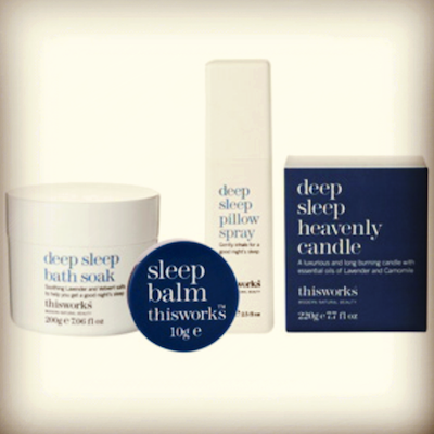 beauty blog sleep tips