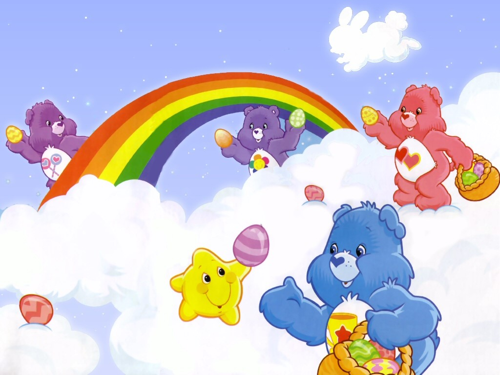 care bear wallpaper free
