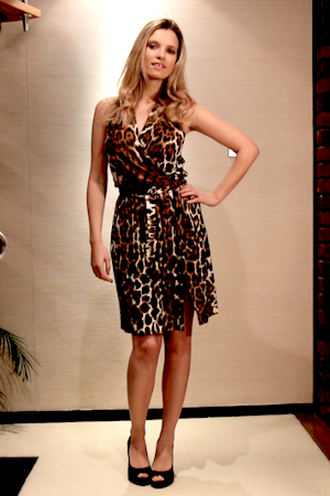 Ruth Crilly Fashion Blogger