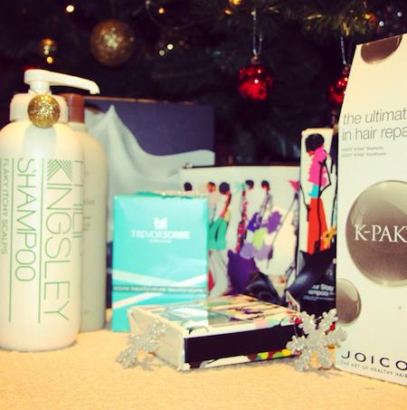 hair gifts christmas