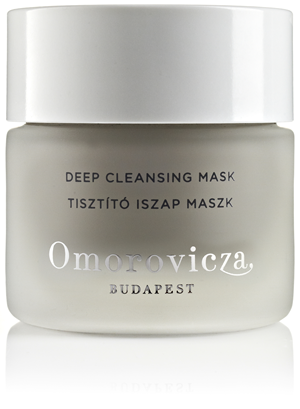omorovicza deep cleansing mask review