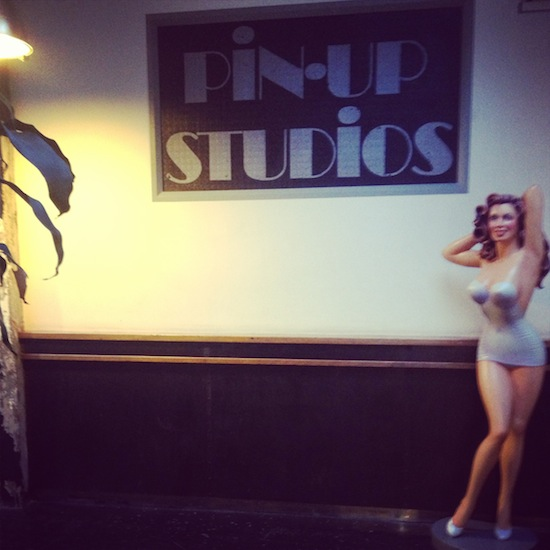 pin-up studios paris