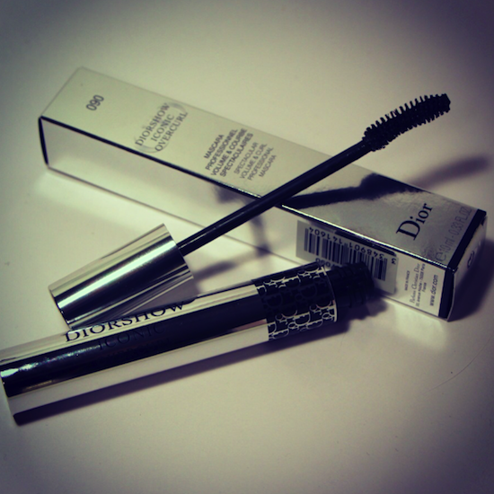 Dior Diorshow Iconic Overcurl Mascara Review