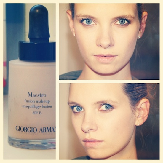 Giorgio Armani Maestro Fusion Foundation Review