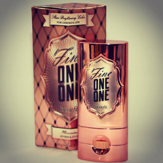 Benefit Fine One One Review