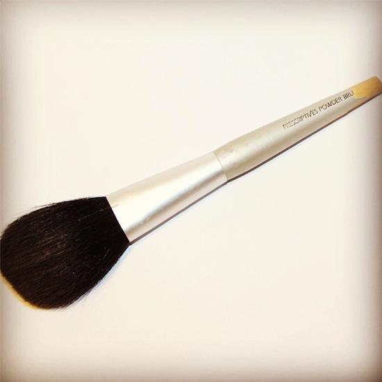 prescriptives powder brush