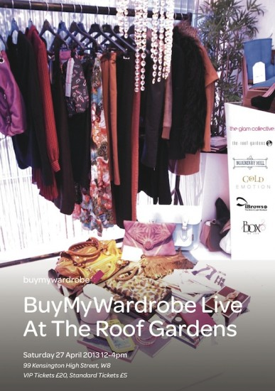 ruth crilly wardrobe sale