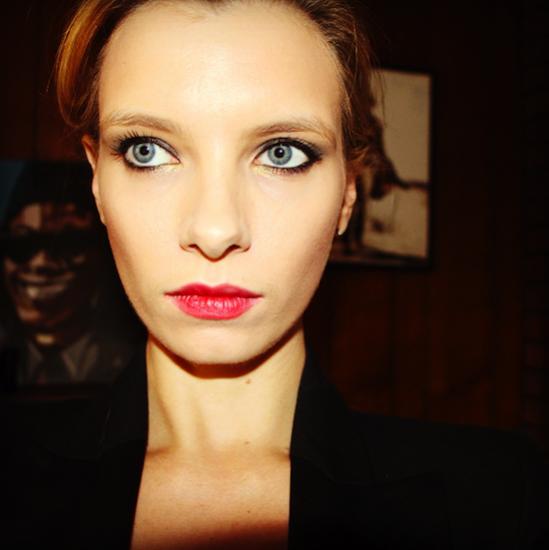 makeup blogger ruth crilly