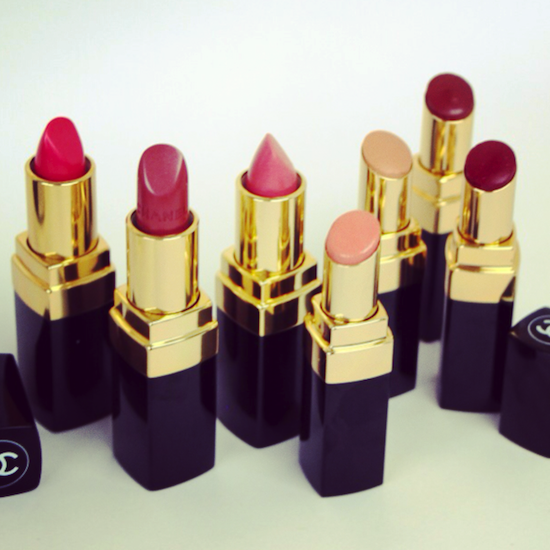 Le Rouge de Chanel New Lipstick Shades