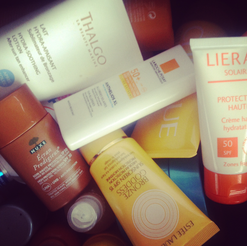 face sunscreen beauty review
