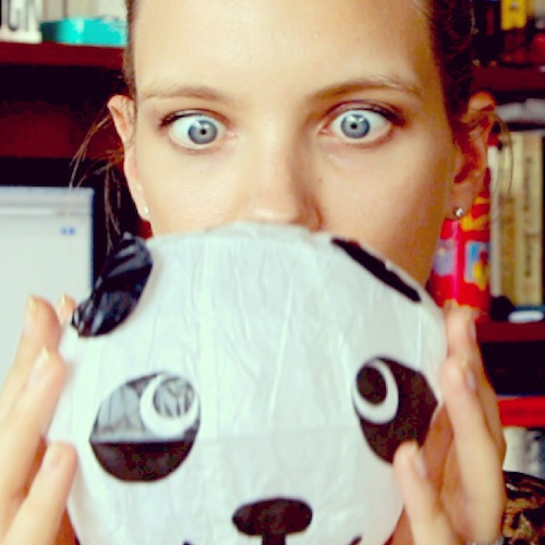 ruth crilly panda