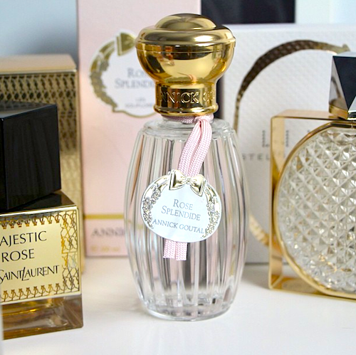 ysl majestic rose, annick goutal rose,