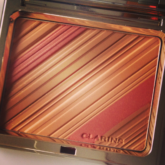 clarins graphic expressions blush review