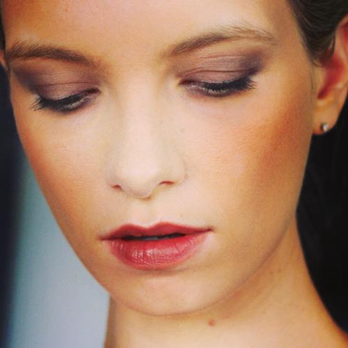 beauty makeup look