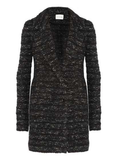 isabel marant knitted coat